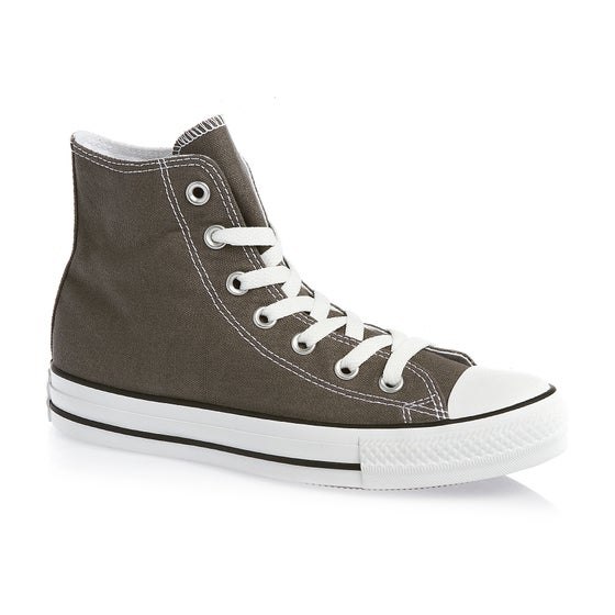 624be86c4f815 Chaussures Converse Chuck Taylor All Stars Hi - Charcoal