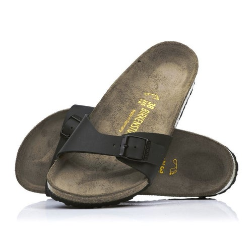 62e20af574a Birkenstock Madrid Birko Flor Womens Sandals available from Surfdome