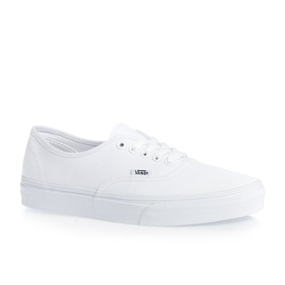 63939bedaa Vans Authentic Shoes - True White