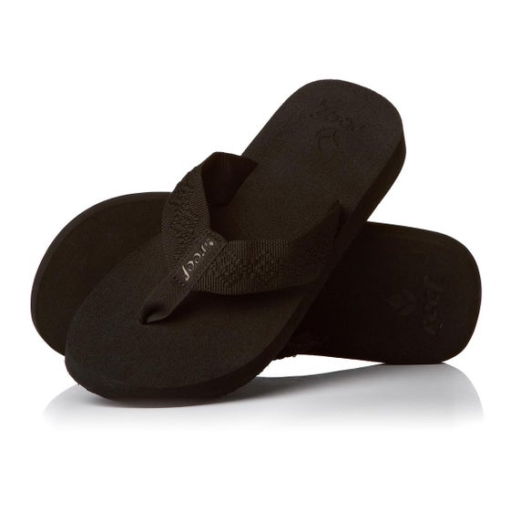 7fc8ec355c79 Reef. Reef Sandy Womens Sandals - Black Black