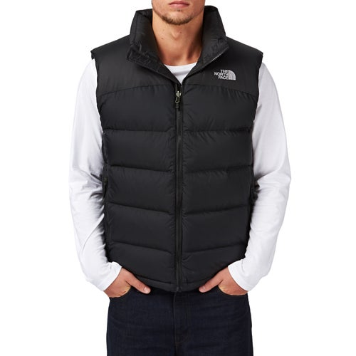 North Face Nuptse 2 Body Warmer available from Surfdome 7366852d6