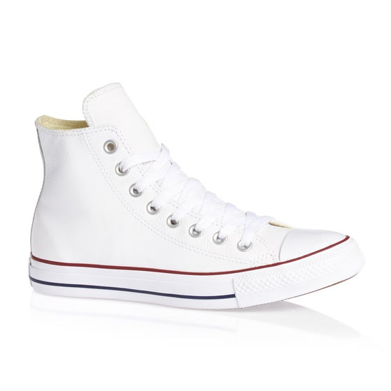 2434ee1601dd4e Converse. Converse Chuck Taylor All Stars Hi Leather Shoes ...