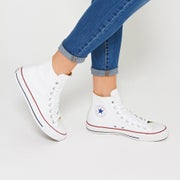 Sapatos Converse Chuck Taylor All Stars Hi Leather