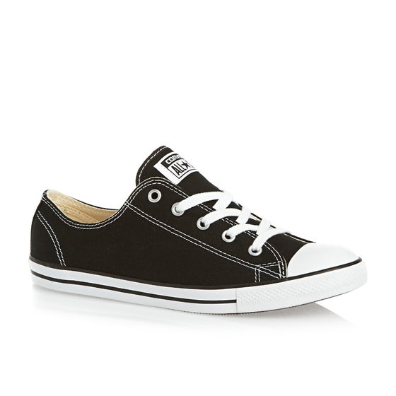 63edc0ee1eeb Converse. Converse Chuck Taylor All Stars Dainty Ox Womens Shoes - Black  White