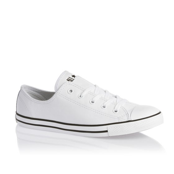 ba8b841b93e6 Converse. Converse Chuck Taylor All Stars Dainty Leather Womens Shoes ...