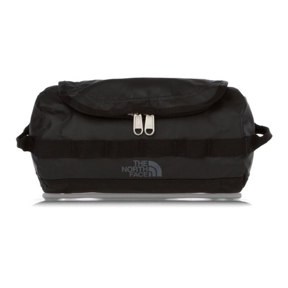 3d94567ba9 North Face Base Camp Travel Canister Wash Bag - TNF Black