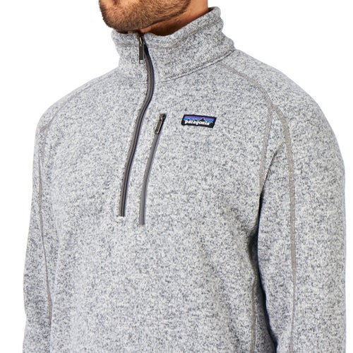 Patagonia Better Quarter Zip Fleece