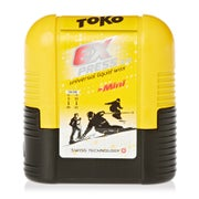 Toko Express Mini 75ml All Temp Snowboard Wax - Yellow