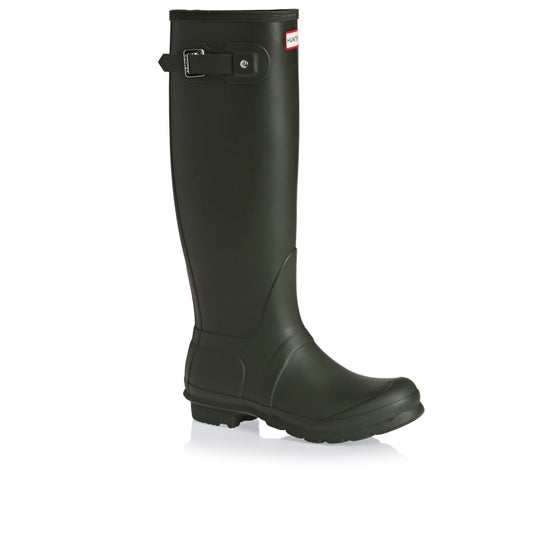 3a239db9e8097c Hunter. Hunter Original Tall Damen Gummistiefel - Dark Olive