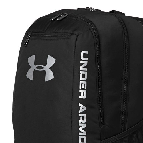 d25f5609af3d Under Armour Hustle LDWR Backpack available from Surfdome