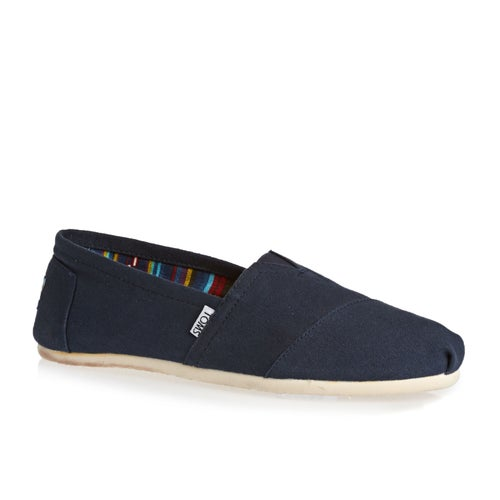 Toms Mens Classic Alpargata Slip On Shoes available from Surfdome 27d984ae2dc