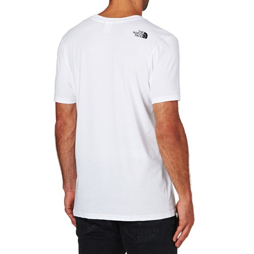 North Face Simple Dome Kurzarm-T-Shirt