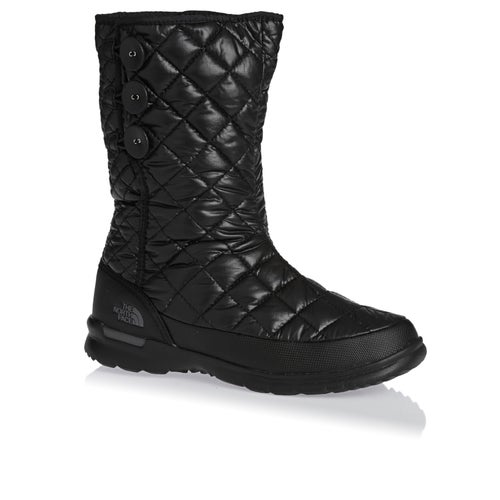 North Face Womens Thermoball Buttonup Insulated Womens Boots