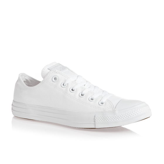 ab02466868c713 Converse. Converse Chuck Taylor All Stars OX Shoes - Evergreen White  Monochrome