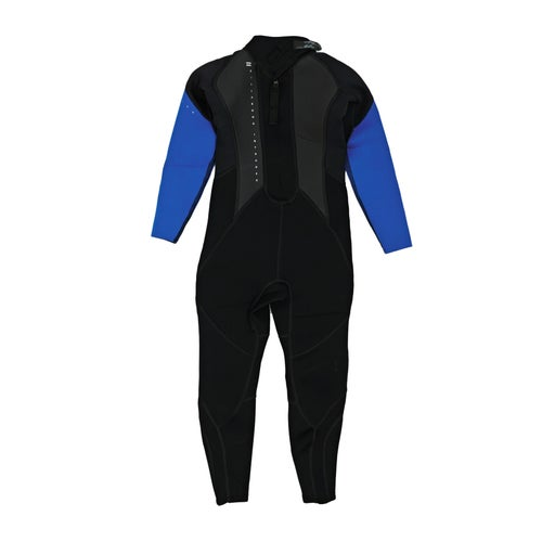 Billabong Boys Intruder 3/2mm 2017 Back Zip Boys Wetsuit