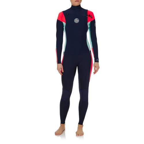 Rip Curl Womens Dawn Patrol 3 2mm 2017 Chest Zip Womens Wetsuit ... d58cdcf5e