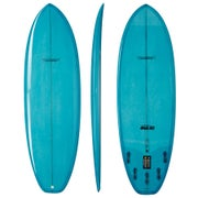 Modern Highline PU Surfboard - Blue Tint