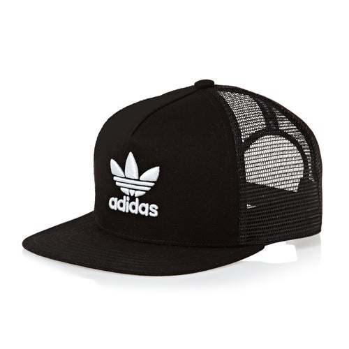 Adidas Originals Trefoil Trucker Kids Cap available from Surfdome d66253e6c62