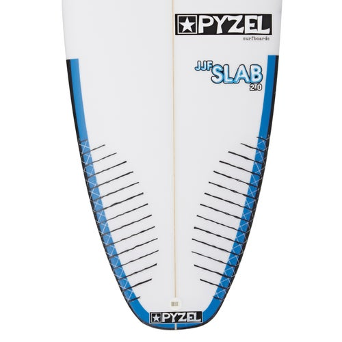Pyzel Slab 20 Futures Thruster Surfboard