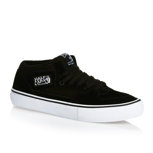 2a603e7719e Vans Half Cab Pro Shoes available from Surfdome