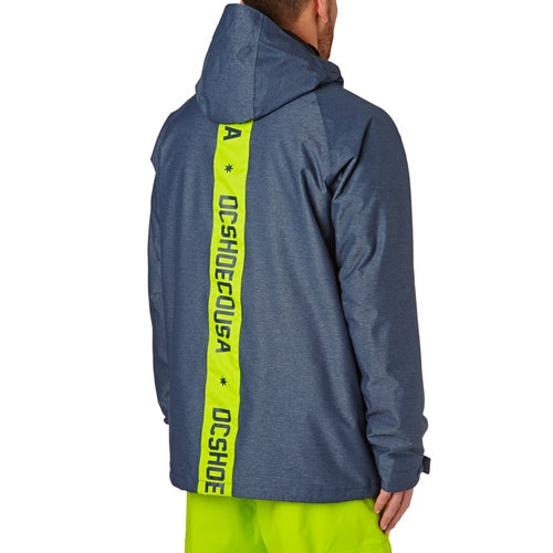 f6ac5f1965 DC Ripley Snow Jacket available from Surfdome
