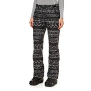 Billabong Malla Womens Snow Pant - Wandering Black