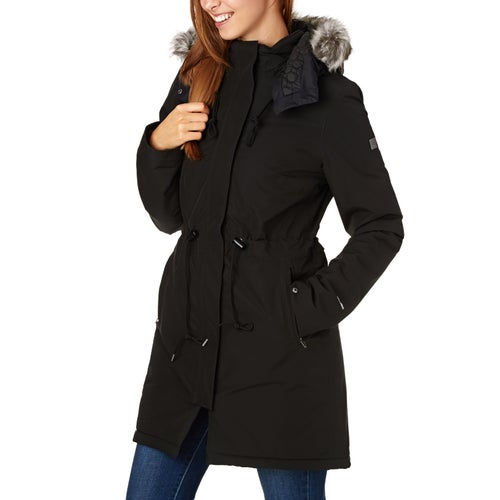1d09d8c3d78e North Face Zaneck Parka Womens Jacket - Free Delivery options on All ...