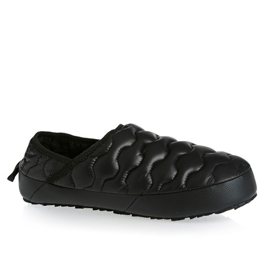 North Face Thermoball Traction Mule IV Slippers - Shiny TNF Black 39b9936366241