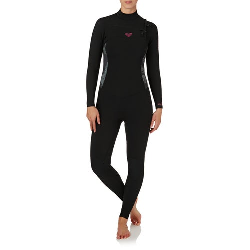 Roxy Syncro 4 3mm 2018 Chest Zip Womens Wetsuit available from ... 95cbd6032