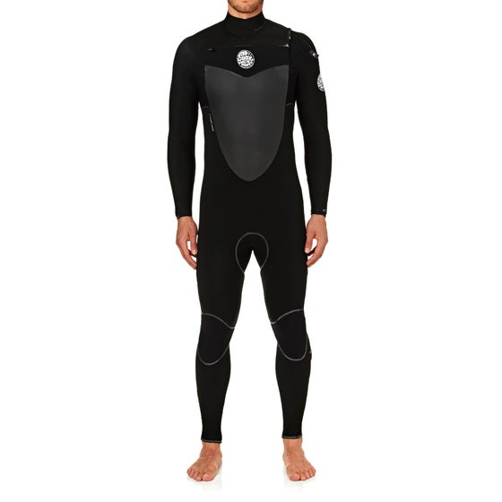 cbc5206974 Rip Curl. Rip Curl Flashbomb 4 3mm 2018 Chest Zip Wetsuit ...