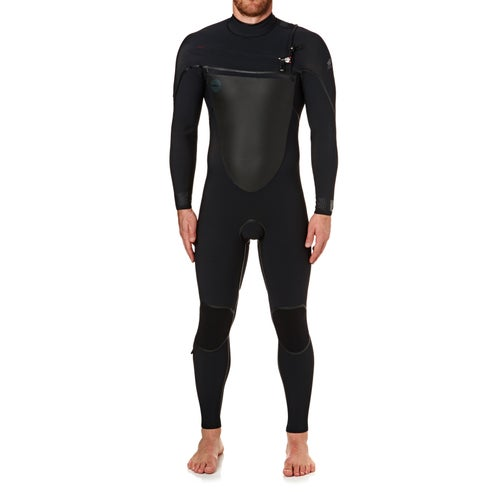 64a1f8feb7 O Neill 4-3mm 2018 Psycho Tech Chest Zip Wetsuit available from ...