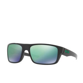 24efc37eae296 Sale Lunettes de Soleil Oakley Drop Point - Black Ink ~ Jade Iridium