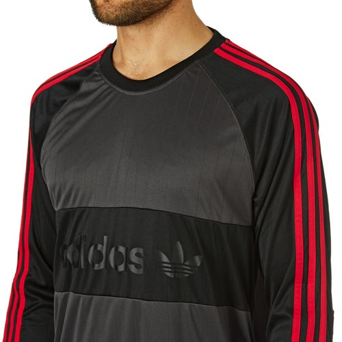 9595d9704 Adidas Goalie Jersey Long Sleeve T-Shirt available from Surfdome
