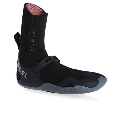 Xcel Infiniti 7mm 2018 Round Toe Wetsuit Boots