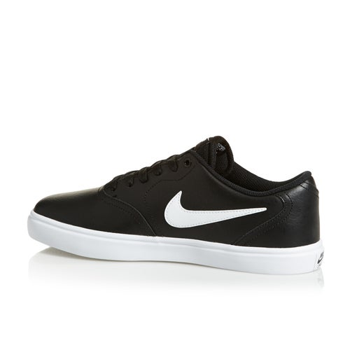 f46c24064ac Nike SB Check Solar Leather Boty available from Surfdome