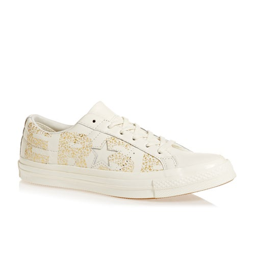 Converse One Star Womens Shoes available from Surfdome 51f6e5902