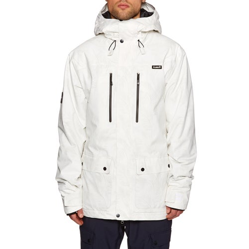 Planks Good Times Snow Jacket available from Surfdome 54549f757