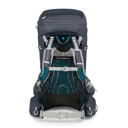 c7a5823a48 Osprey Aura Ag 65 Womens Hiking Backpack available from Surfdome