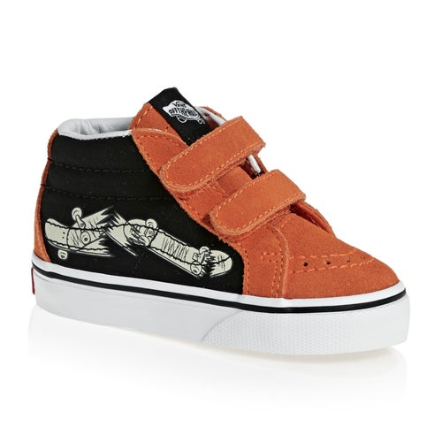 Vans Sk8 mid Reissue V Kids Toddler Shoes available from Surfdome 6b53ef909