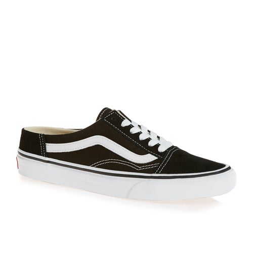 955e91ed17d17d Vans Old Skool Mule Womens Slip On Shoes available from Surfdome