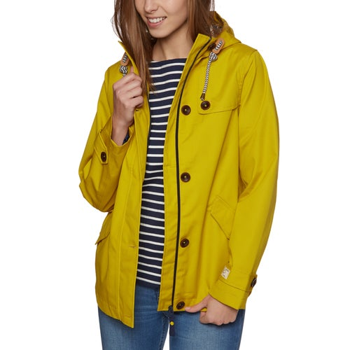 adc419c4cbe Joules Coast Waterproof Hooded Womens Jacket available from ...