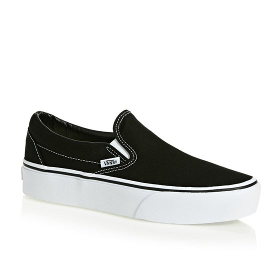 426d2e1296 Vans. Vans Classic Platform Womens Slip On Shoes ...