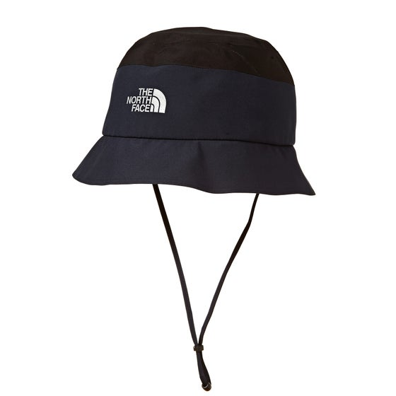 6b7053f505d North Face GoreTex Bucket Hat - TNF Black Urban Navy