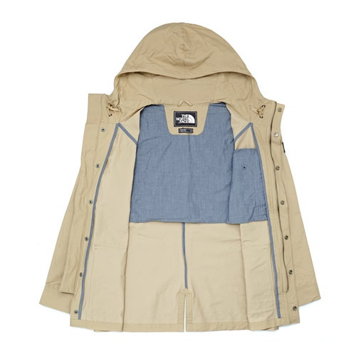North Face Canvas Utility Wax Jacket available from Surfdome 67e44878d