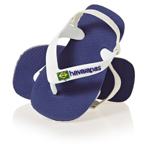 8844555670205c Havaianas Baby Brasil Logo II Boys Sandals - Free Delivery options ...