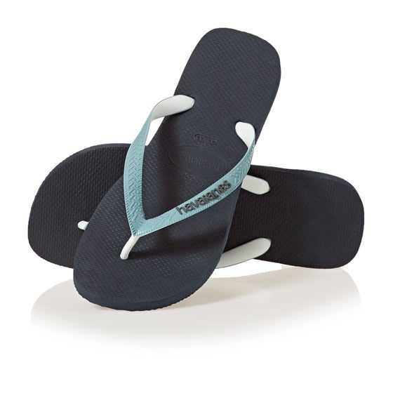 7c0918e0dbbd60 Havaianas. Havaianas Kids Top Mix Boys Sandals - Navy Blue mineral Blue