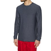O Neill Hybrid Long Sleeve Surf T-Shirt - Slate