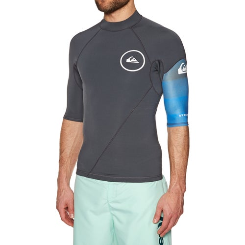 Quiksilver Syncro 1mm 2018 Short Sleeve New Way Wetsuit