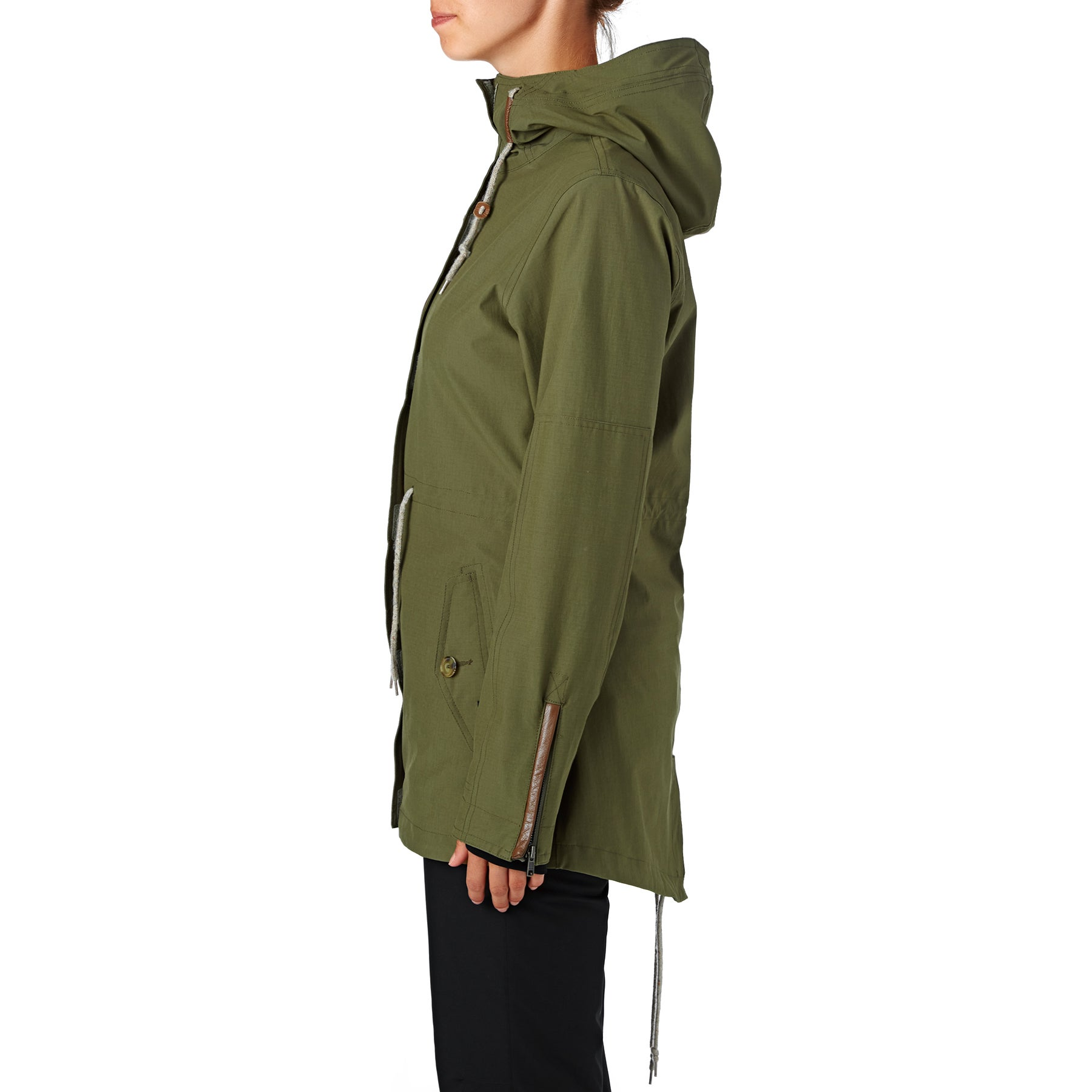 Blouson Fishtail Pour Available From Femme Surfdome Snowboard Holden T8ZCxwnTq