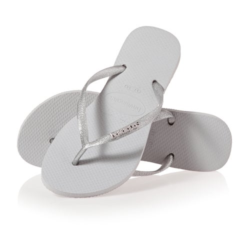 Havaianas Slim Logo Metallic Womens Sandals available from ... 668715598560